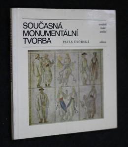 náhled knihy - Současná monumentální tvorba
