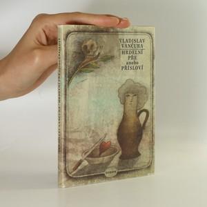 náhled knihy - Hrdelní pře anebo přísloví