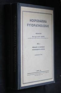 náhled knihy - Hospodářská fytopathologie. Díl I.-II.