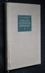 náhled knihy - Základy soustavné botaniky. 1. díl