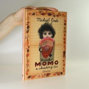náhled knihy - Děvčátko Momo a ukradený čas