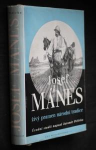 náhled knihy - Josef Mánes živý pramen národní tradice