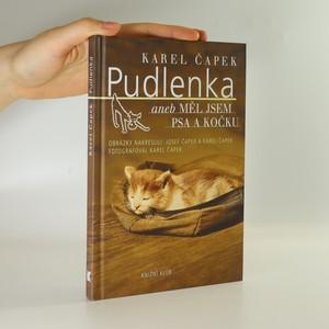 náhled knihy - Pudlenka, aneb, Měl jsem psa a kočku