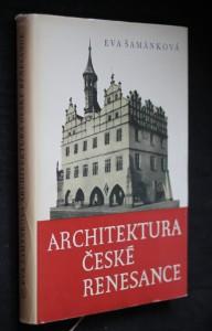 náhled knihy - Architektura české renesance
