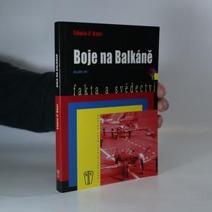 náhled knihy - Boje na Balkáně. Balkán 1941