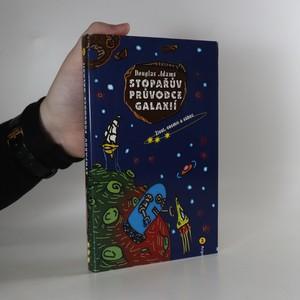 náhled knihy - Stopařův průvodce Galaxií. Život, vesmír a vůbec