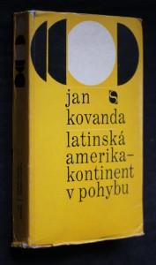 náhled knihy - Latinská Amerika - kontinent v pohybu