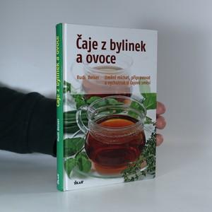náhled knihy - Čaje z bylinek a ovoce. Umění míchat, připravovat a vychutnat si čajové směsi