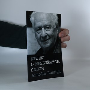náhled knihy - Nejen o neslušných snech Arnošta Lustiga