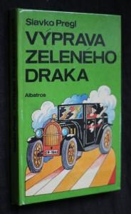 náhled knihy - Výprava zeleného draka