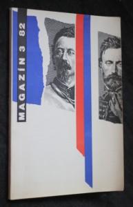 náhled knihy - Magazín, č. 3, ročník 11.