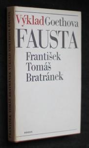 náhled knihy - Výklad Goethova Fausta
