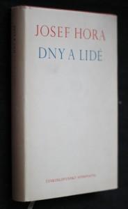 náhled knihy - Dny a lidé