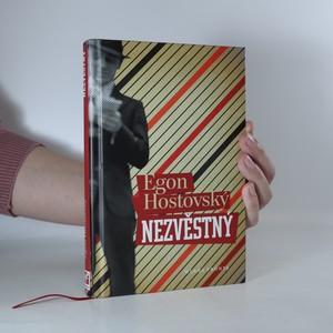 náhled knihy - Nezvěstný