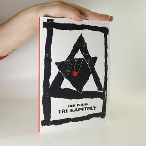 náhled knihy - Tři kapitoly. Praha 1988