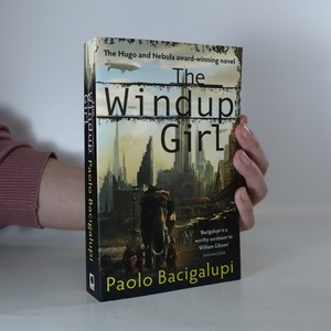 náhled knihy - The Windup Girl