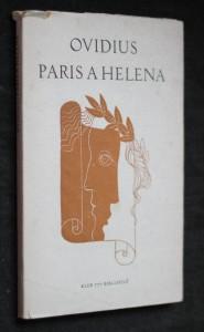 náhled knihy - Paris a Helena : (Z Dopisů lásky XVI.-XVII)