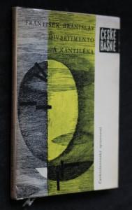 náhled knihy - Divertimento a kantiléna