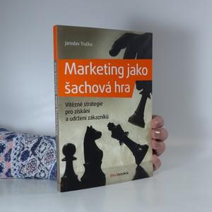 náhled knihy - Marketing jako šachová hra