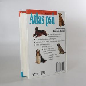 antikvární kniha Atlas psů do kapsy, 2002