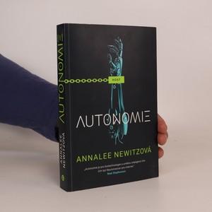 náhled knihy - Autonomie