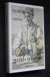 náhled knihy - Paměti uječka Matěja Škrobáka