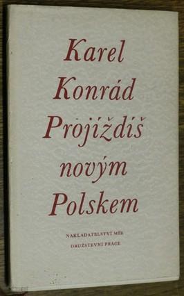 náhled knihy - Projíždíš novým Polskem