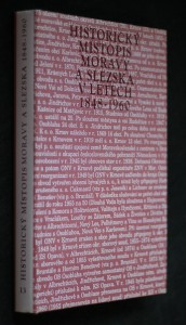 náhled knihy - Historický místopis Moravy a Slezska v letech 1848-1960. Svazek XIII, Okresy: Bruntál, Jeseník, Krnov
