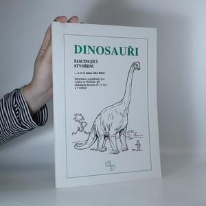 náhled knihy - Dinosauři. Fascinující stvoření. A co k tomu říká Bible.