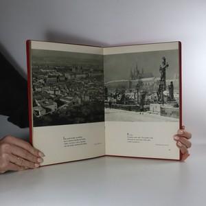 antikvární kniha Vidět Prahu, 1948