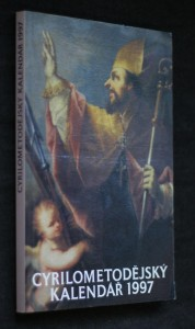náhled knihy - Cyrilometodějský kalendář 1997