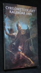 náhled knihy - Cyrilometodějský kalendář 1995