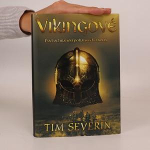 náhled knihy - Vikingové. Pod ochranou pohanského boha