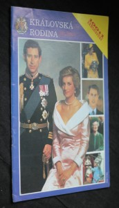 náhled knihy - Královská rodina zblízka