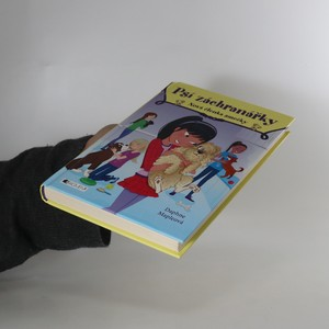 antikvární kniha Psí záchranářky. Nová členka smečky, 2019