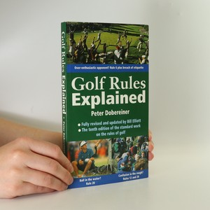 náhled knihy - Golf Rules Explained