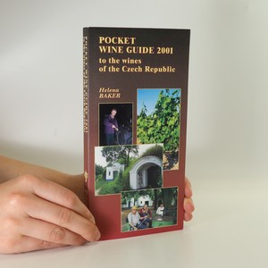 náhled knihy - Pocket wine guide 2001. To the wines of the Czech Republic