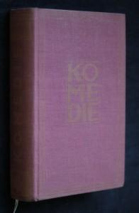 náhled knihy - Komedie, svazek třetí