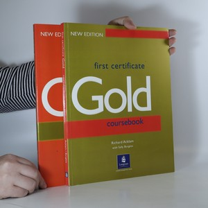náhled knihy - New Edition First Certificate Gold. Coursebook. Exam Maximiser. (2 svazky)
