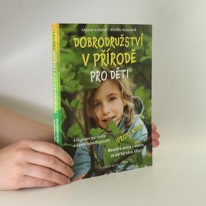 náhled knihy - Dobrodružství v přírodě pro děti