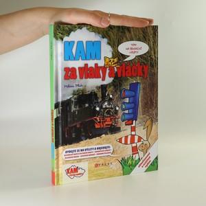 náhled knihy - Kam za vlaky a vláčky