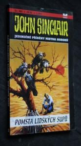 náhled knihy - Pomsta lidských supů