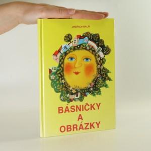 náhled knihy - Básničky a obrázky