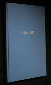 náhled knihy - Kniha víry