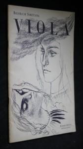 náhled knihy - Viola komická opera : podle Shakespearovy veselohry