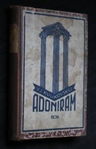 náhled knihy - Adoniram