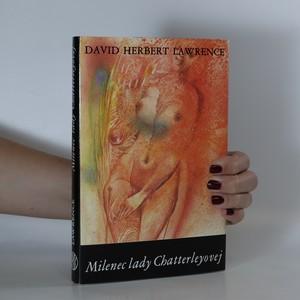 náhled knihy - Milenec lady Chatterleyové (slovensky)
