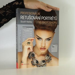 náhled knihy - Profesionální retušování portrétů ve Photoshopu