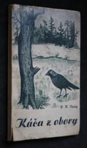 náhled knihy - Káča z obory : Drobná kresba ze života kavek