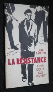 náhled knihy - La résistance d'apres ceux qui vívent